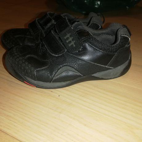 Buty clatks dla chłopca rzepy mocne 29 stopa 18,4