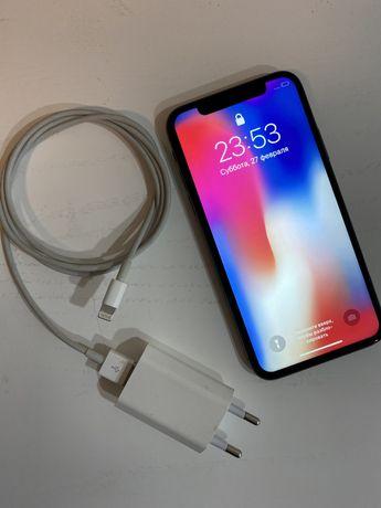 iPhone X 64gb Space Gray Neverlock