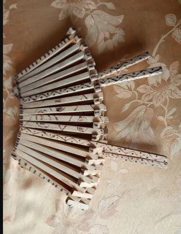 Хлебница- конфетница деревянная
