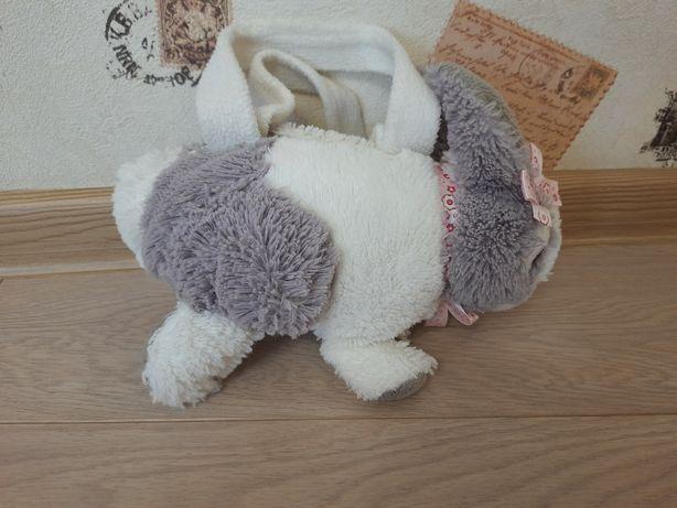 Детская сумка кролик