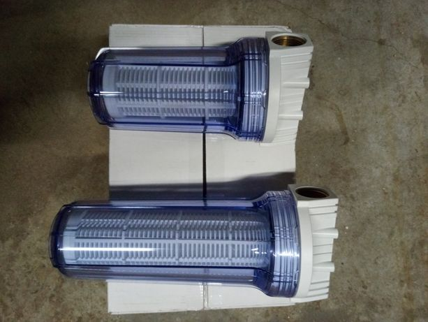Filtros água com elemento filtrante