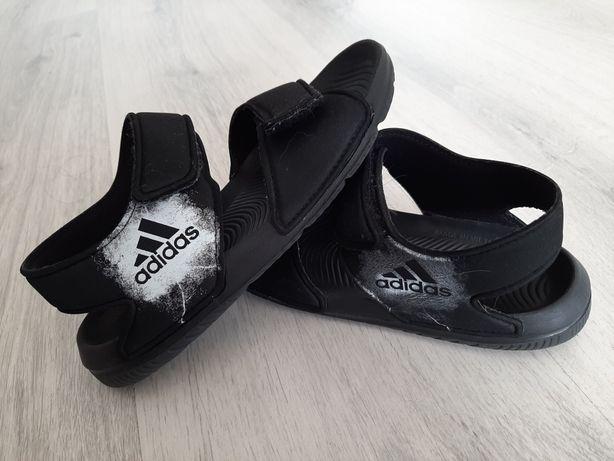 Sandały adidas 33 gratis japonki