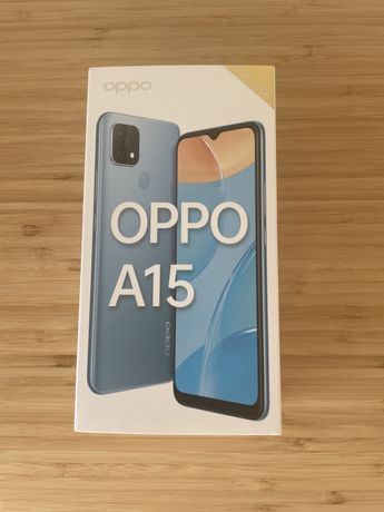 Telemóvel Oppo A15 - novo