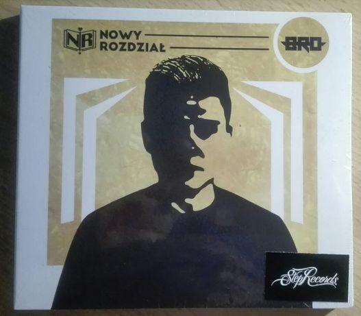 Płyta B. R. O. Nowy rozdział- nowa,ofoliowana