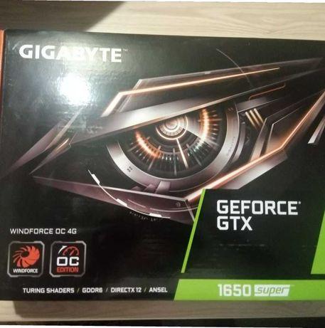 Видеокарта MSI GeForce GTX 1650 SUPER 4096Mb