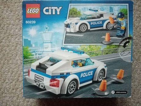 Lego City 60239  Policja radiowozy jak nowe
