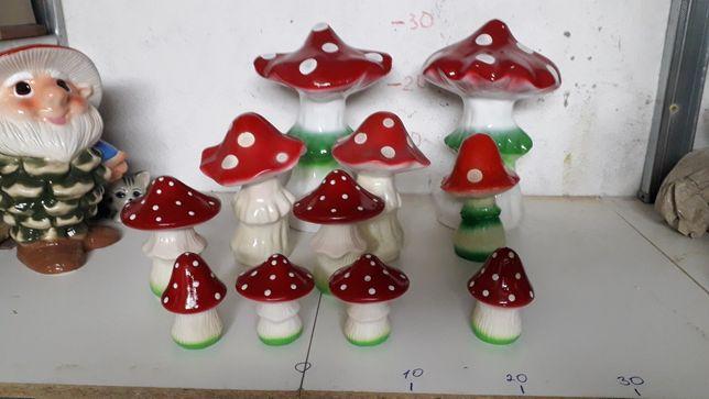 Садовая фигурка гриб