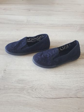 Koronkowe buty