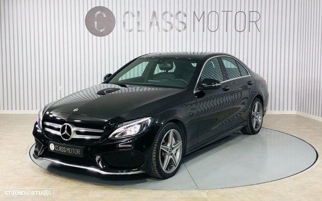 Mercedes-Benz C 300 h AMG Line