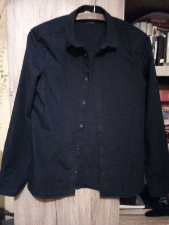 koszula granatowa H&M rozm. 164