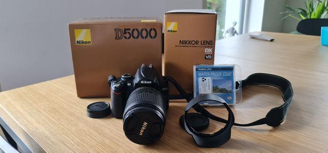 Nikon D5000 OKAZJA