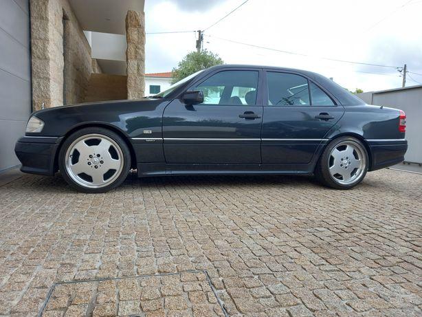 Jantes RH Mercedes Monoblock 18 W202 W203 W210 W208 W201