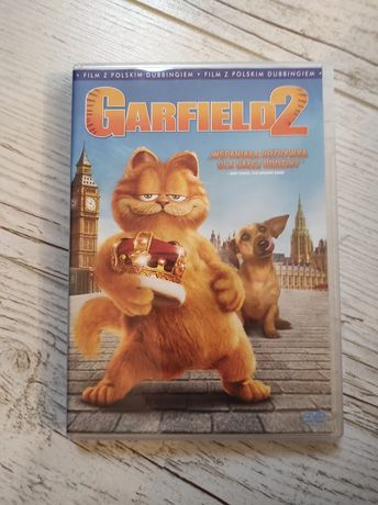 Garfield 2 Film DVD