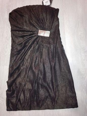 Платье коктейльное ( вечернее) новое.