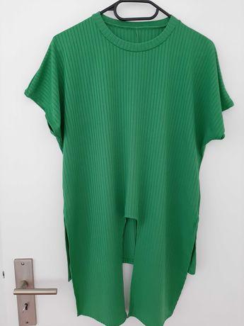 Camisola verde com pouco uso