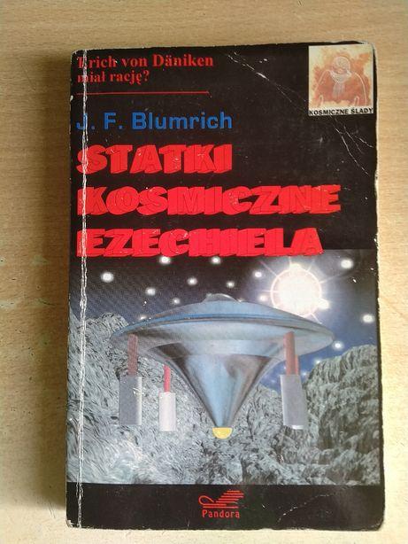 Statki kosmiczne Ezechiela - Blumrich