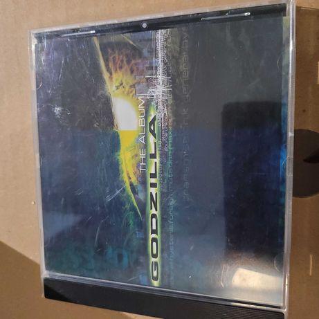 The Album Godzilla