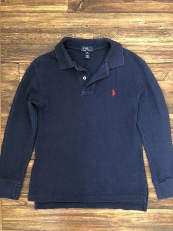 Поло футболка рубашка Ralph Lauren размер 146 S(8) школа