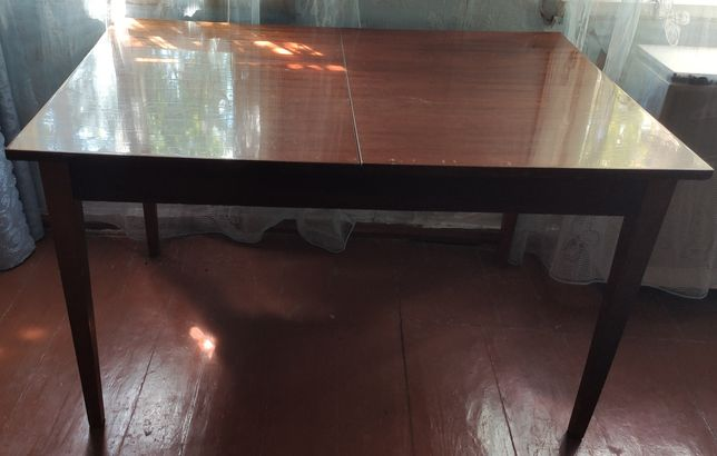 Стол для гостиной, раскладной СССР