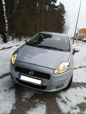 Fiat Grande Punto 1,4 benzyna + gaz