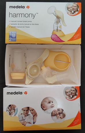 Extrator de leite materno manual - Medela