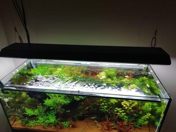 Calha eluminação 120cm aquario