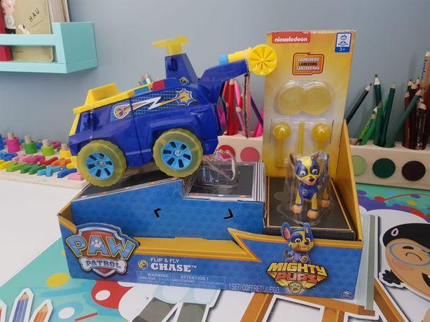 Pojazd transformujący 2w1 Chase  Psi patrol