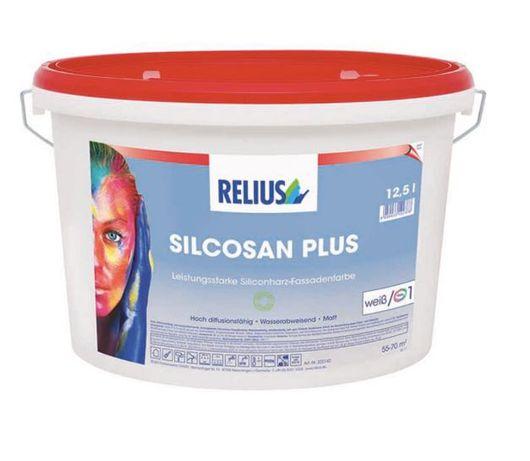 Farba elewacyjna Relius