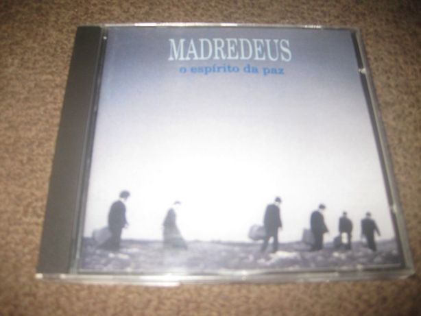 """CD dos Madredeus """"O Espírito da Paz"""" Portes Grátis"""