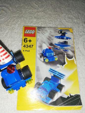 Klocki Lego zestaw 4347