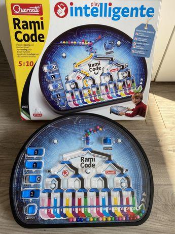 Rami code, zabawka edukacyjna, logiczna, kodowanie