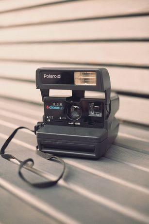 Polaroid 636 в отличном состоянии