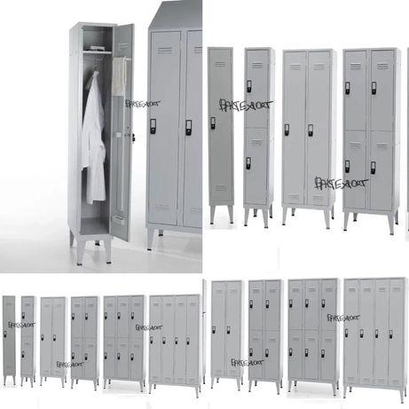 Vestiario Metalico Simples/Duplo/Triplo/Quadruplo Cacifos Fabrica Novo