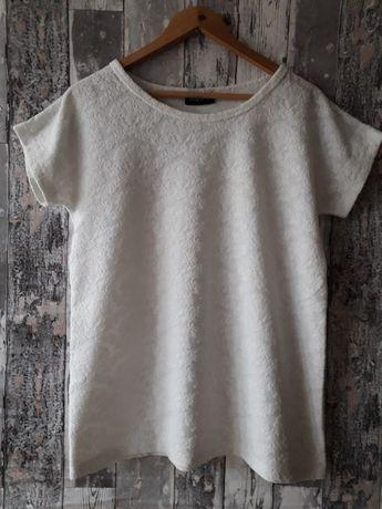 Bluzka elegancka/tłoczenia
