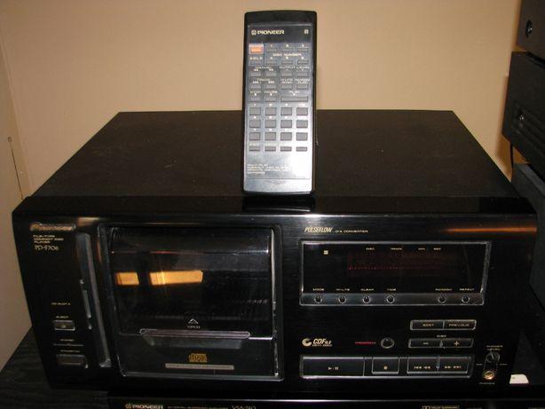 Odtwarzacz CD Pioneer PD-F706 - 25+1 płyt
