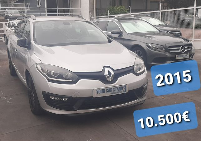 Renault Megane Gt Line Ano 2015 com 130mil Km ( Garantia até 5 anos )