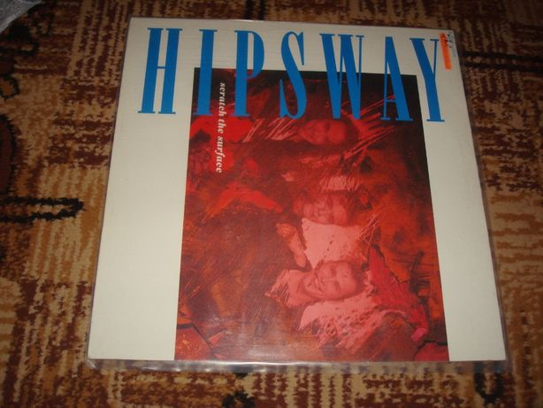 Płyty winylowe Hipsway-Scratch The Surface