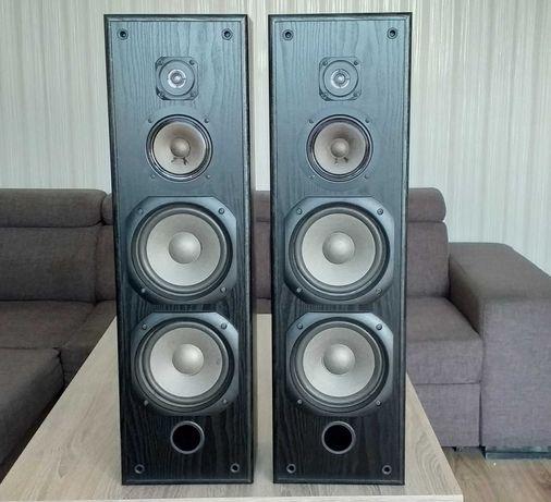 Kolumny głośniki podłogowe produkcji niemieckiej