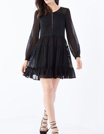 Mohito koronkowa sukienka