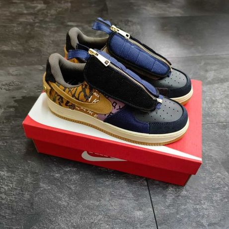 Nike Air Force Jack Cactus męskie adidasy