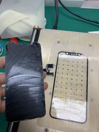 IPhone, Samsung заміна скла екрану Ужгород (можливо опт)