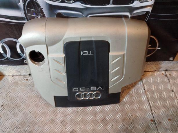 Audi q7 4L0 osłona silnika 3.0 tdi v6