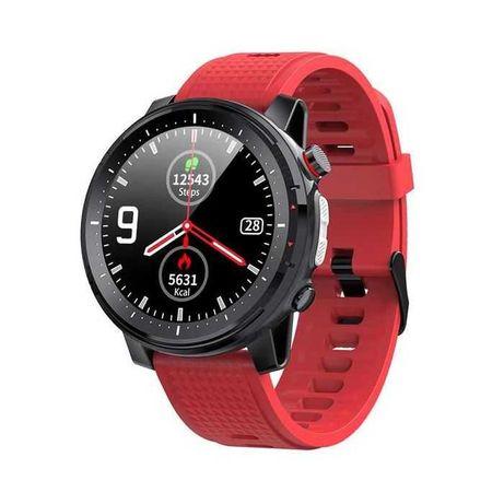 Nowy ! L15 Smartwatch, Puls, Kroki, Latarka LED