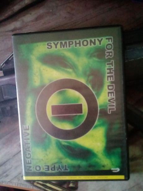 Type О Negative - Symphony For The Devil DVD+CD