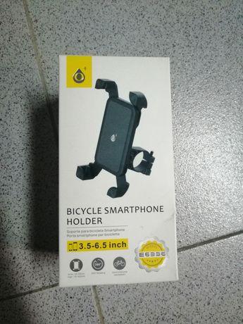 Suporte telemóvel para bicicleta