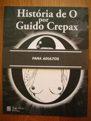 História de O, Guido Crepax
