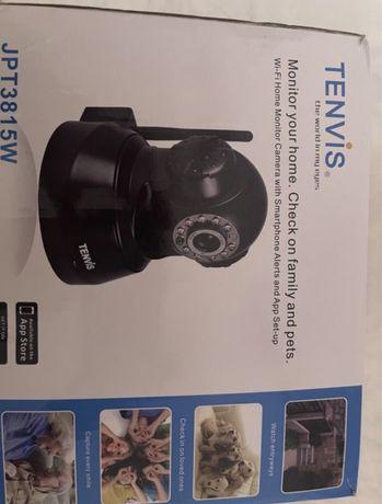 Camara de vigilancia da para conectar ao tlm e para ver o bebe