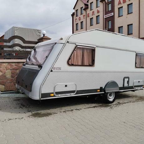 Свіжий Kip Grey Line 470 + Мувер,   караван,кемпер,трейлер,прицеп-дача