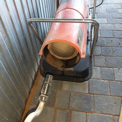 Nagrzewnica spalinowa olejowa na ropę