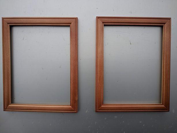 Рамки з дерева А4, А2, А3 стекло и задник